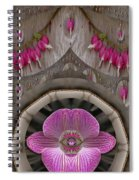 Heavenly Peace And A Roof Of Love Spiral Notebook