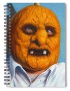 Heavy Vegetable-head Spiral Notebook