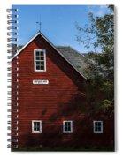 Heflin Barn Headon Spiral Notebook