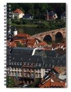 Heidelberg Germany Spiral Notebook