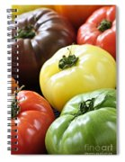 Heirloom Tomatoes Spiral Notebook
