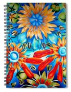 Helia Spiral Notebook