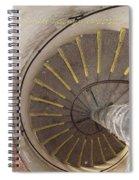 Helical Stairway Spiral Notebook