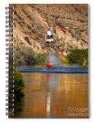 Helitack  Spiral Notebook