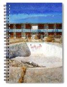 Hell's Cuties Spiral Notebook