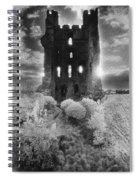 Helmsley Castle Spiral Notebook