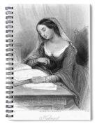 Heloise (c1101-c1163) Spiral Notebook