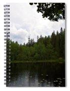 Helvetinjarvi Spiral Notebook