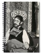 Henri Toulouse-lautrec Spiral Notebook
