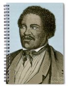 Henry Box Brown, African-american Spiral Notebook