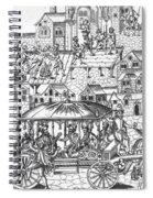 Henry Iv Of France Spiral Notebook