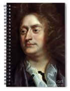 Henry Purcell Spiral Notebook