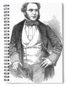 Henry Rusell (1812-1900) Spiral Notebook