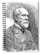 Henry Yule (1820-1880) Spiral Notebook