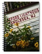 Hereford Lighthouse Lifeboat Spiral Notebook