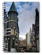 Herengracht 395. Amsterdam Spiral Notebook