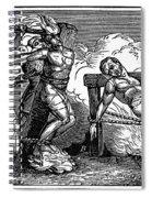 Heresy: Torture, C1550 Spiral Notebook