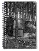 Hermits Hut, 1922 Spiral Notebook