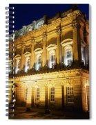 Heuston House, Railway Station, Dublin Spiral Notebook
