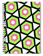Hexagon Spiral Notebook