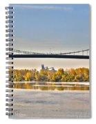 Hi-level Bridge Spiral Notebook
