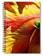 Hibiscus Fashion Spiral Notebook