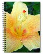 Hibiscus Hip Spiral Notebook