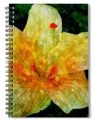 Hibiscus Hiwc Spiral Notebook