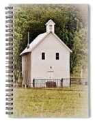 Hidden Church Spiral Notebook