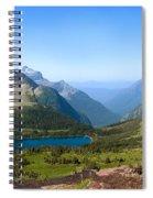 Hidden Lake Spiral Notebook