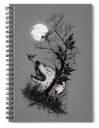Hide Spiral Notebook