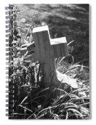 Hiding Spiral Notebook