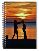 High 5 Spiral Notebook