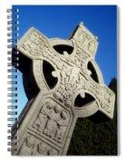 High Cross, Monasterboice, Co Louth Spiral Notebook