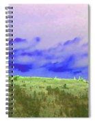 High Green Pastures  Spiral Notebook