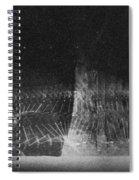 High Speed Photography Spiral Notebook