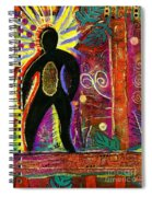 High Spirits Spiral Notebook