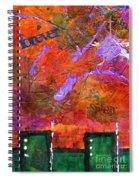 High Spirits II Spiral Notebook