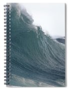 High Stormy Seas Spiral Notebook