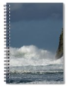 High Surf 2 Spiral Notebook
