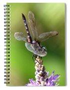 High Tail It Spiral Notebook