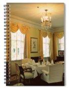High Tea Spiral Notebook