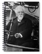 Hiram Maxim, American-anglo Inventor Spiral Notebook