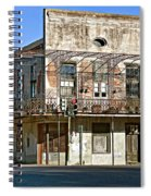 History Lesson Spiral Notebook
