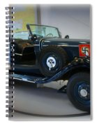 Hitler's 39 Mercedes-benz Spiral Notebook