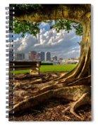 Hobbit Eyeview Spiral Notebook