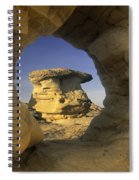 Hodoo Spiral Notebook