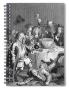 Hogarth: Rakes Progress Spiral Notebook
