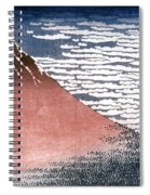 Hokusai: Fuji Spiral Notebook