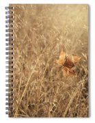Hold Me Tenderly Spiral Notebook